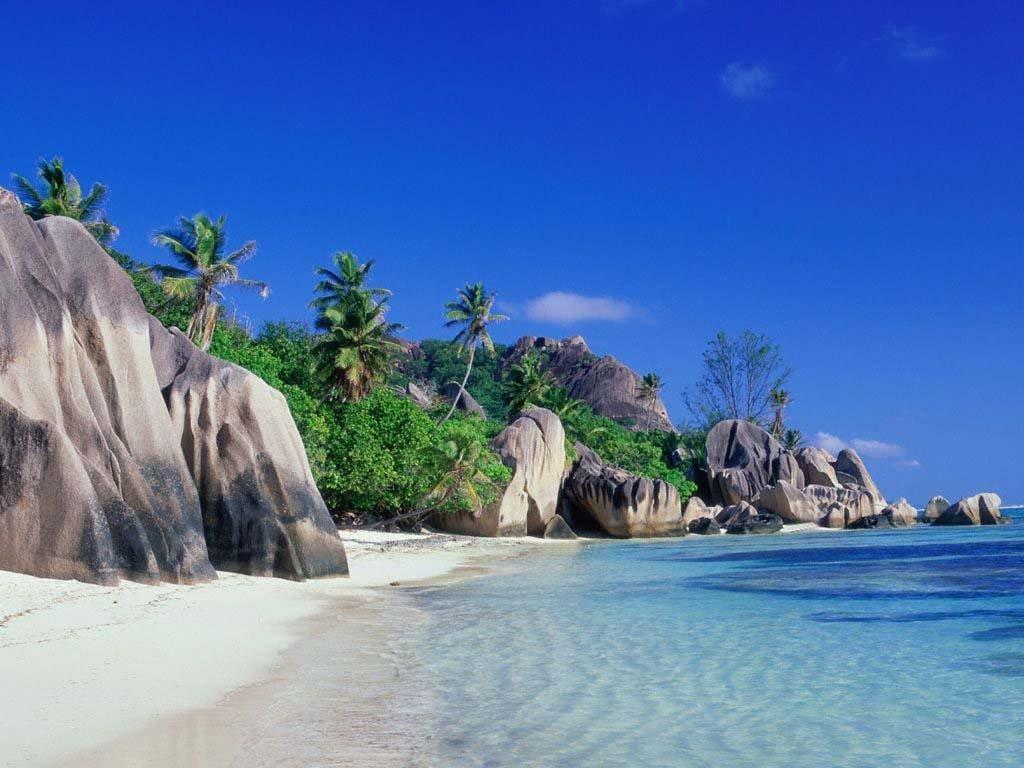 plage paradis egypte
